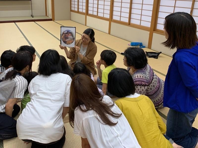 子供の成長を体感!親子で対話型アート鑑賞講座の画像