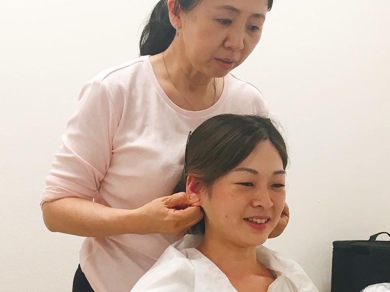 耳ストレッチ®を習得して稼ぐ!『耳セラピスト養成講座』の画像