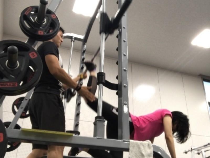 【女性限定】メリハリのある美しいカラダになるトレーニングとは?の画像