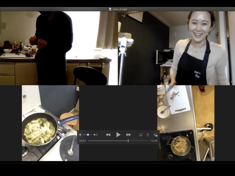 マンツー1品【男性限定】脱コンビニ飯!お肉と野菜を切って炒めるだけの画像