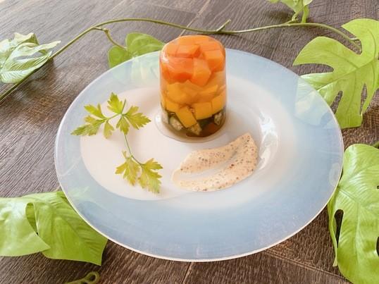 【4品持ち帰り】癒され「アロマパン」&「野菜のゼリーサラダ」の画像