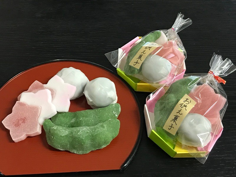 半生菓子を作ろう!の画像