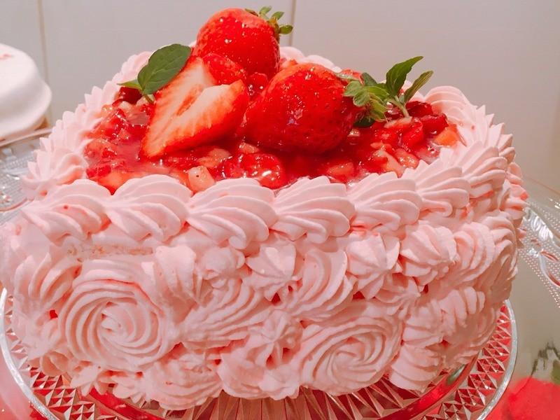 【簡単ケーキ教室】〜なるほどとわかるふわふわスポンジの焼き方〜の画像