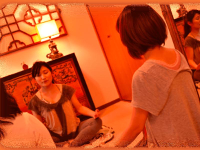 初心者向けマインドフルネス瞑想1深い呼吸で感性を呼び覚ます方法の画像