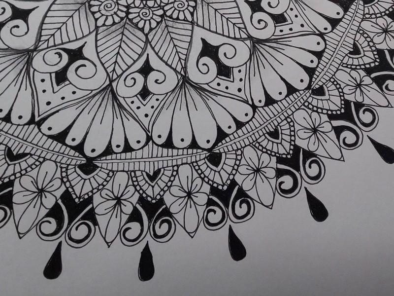 はじめての曼荼羅講座。アートでマインドフルネスを体感してみよう!の画像