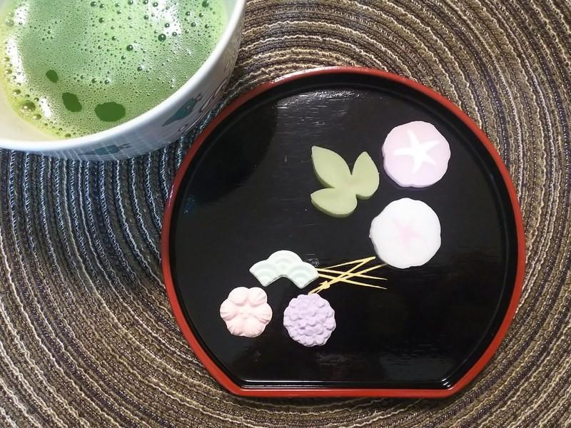 【お香づくり体験】好きな香りを選んで混ぜるだけ!お茶菓子付きの画像