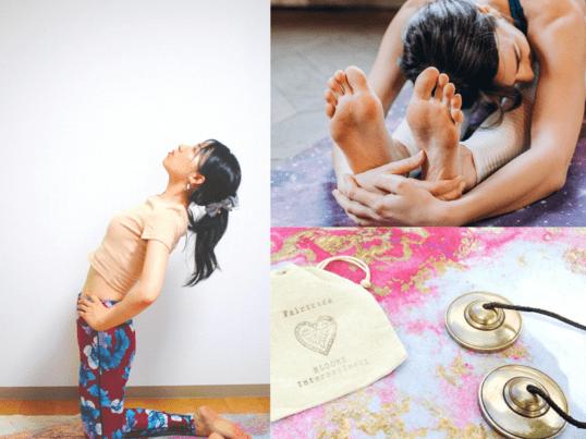 【オンラインヨガ40分】初心者歓迎🔰全身疲労回復ヨガ+瞑想✨の画像