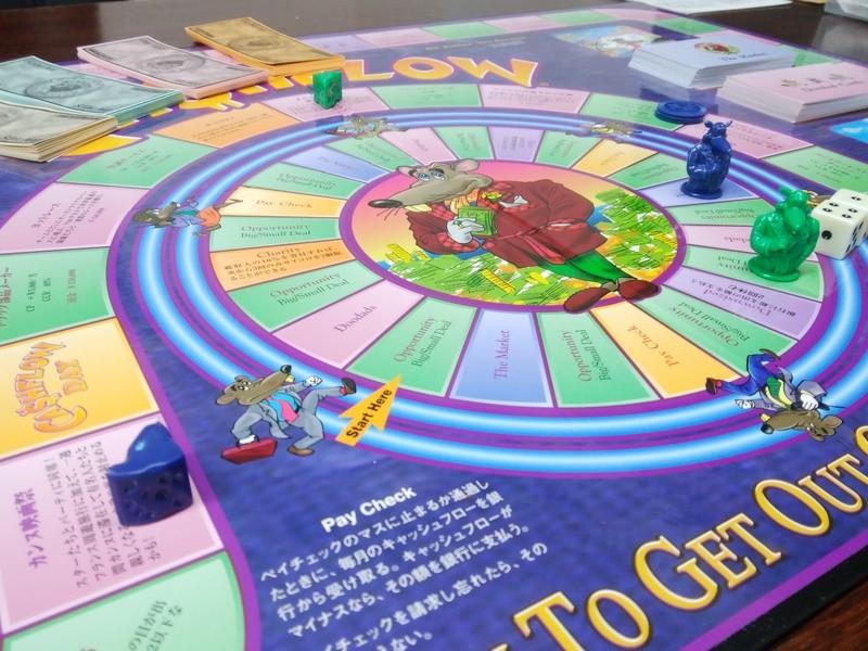 【梅田・堂島】たった1回で分かる!初心者のキャッシュフローゲーム会の画像