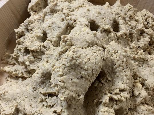 夏に作ろう!「プチ体験レッスン  国産無農薬生麦麹の麦みそ 」の画像