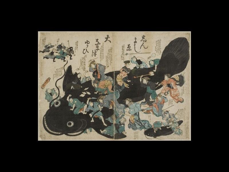 【読める古文書】江戸仮名を読んでリアルな幕末日本を探そう!の画像