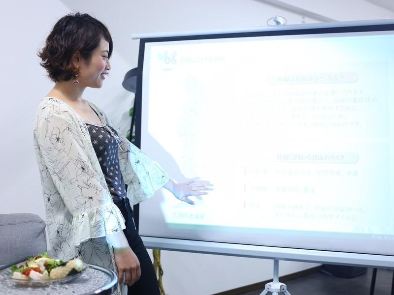 助産師✖️妊活美容栄養士が教える!今から始める妊活美容〜妊娠前準備の画像