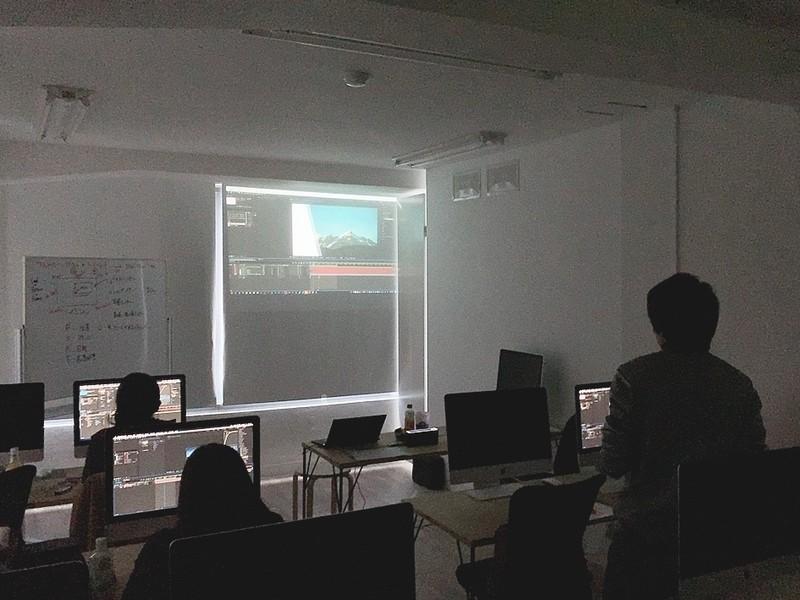 Cinema 4D の回(1日完結コース・オンライン受講可)の画像