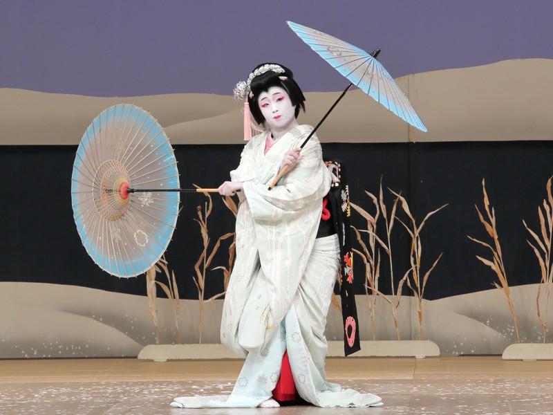 【初回限定】日本舞踊体験レッスンの画像