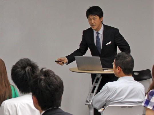 マーケティングの基礎とビジネスの原理原則セミナーの画像