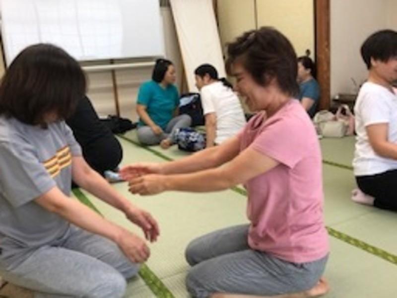 古武術身体活性講座 軸と丹田で自分の身体を取り戻すの画像