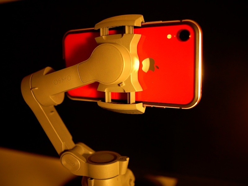 iPhoneを使った動画編集講座の画像