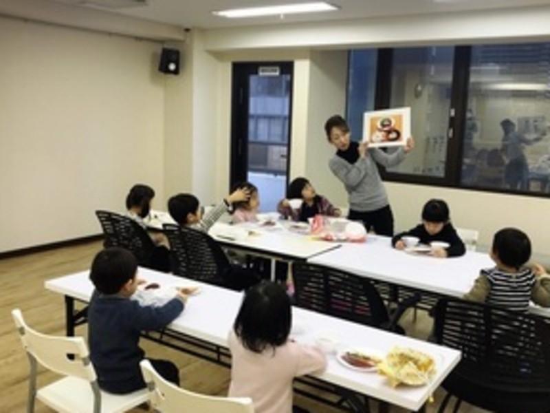 小学校受験対応 必要マナーを習得できる『マナーレッスン』の画像