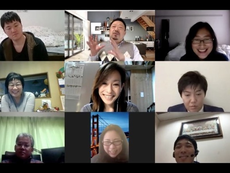 【zoomオンライン】コミュニケーションスキル向上体験会の画像