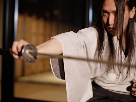 京都出身の俳優が殺陣剣術を教えます!の画像