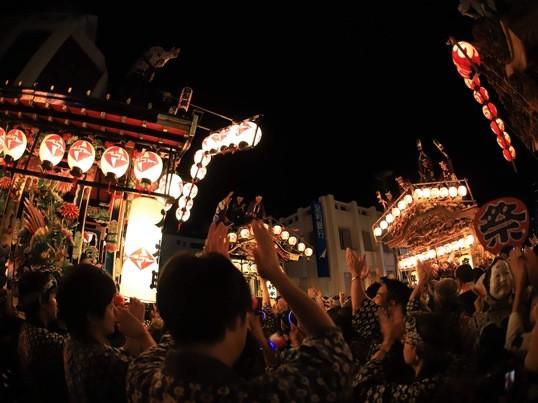 伝統のある屋台★鹿沼秋祭りを撮影しよう!の画像