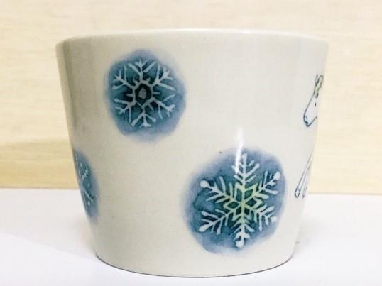esou ceramics×近藤南のチャイカップワークショップの画像