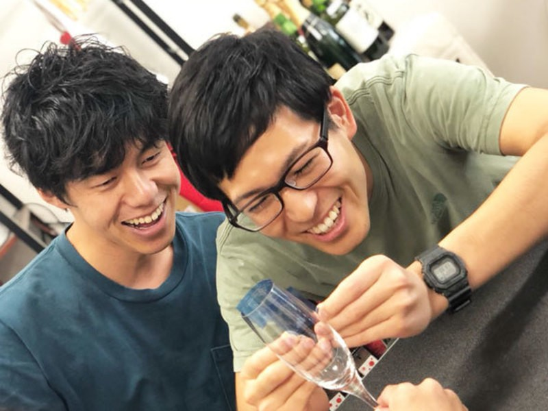 大阪・心斎橋駅から徒歩3分!サンドブラスト体験でグラス彫刻の画像
