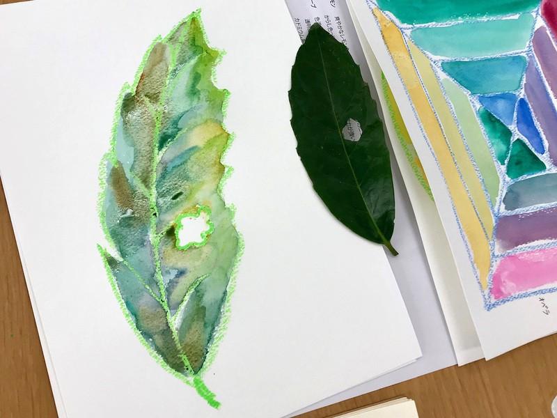 色と話すの画像