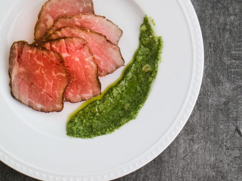 発酵調味料『kombucha』パセリソースの画像