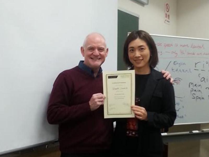 カリスマ英会話講師のイムラン・スィディキ先生とのコラボ企画の画像