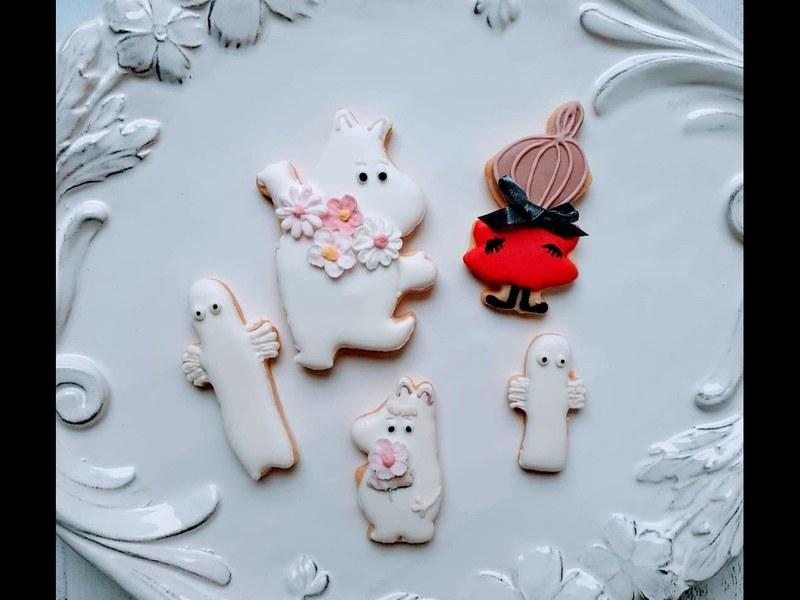 つるつるさっくさっくな美味しいクッキー生地レッスンの画像