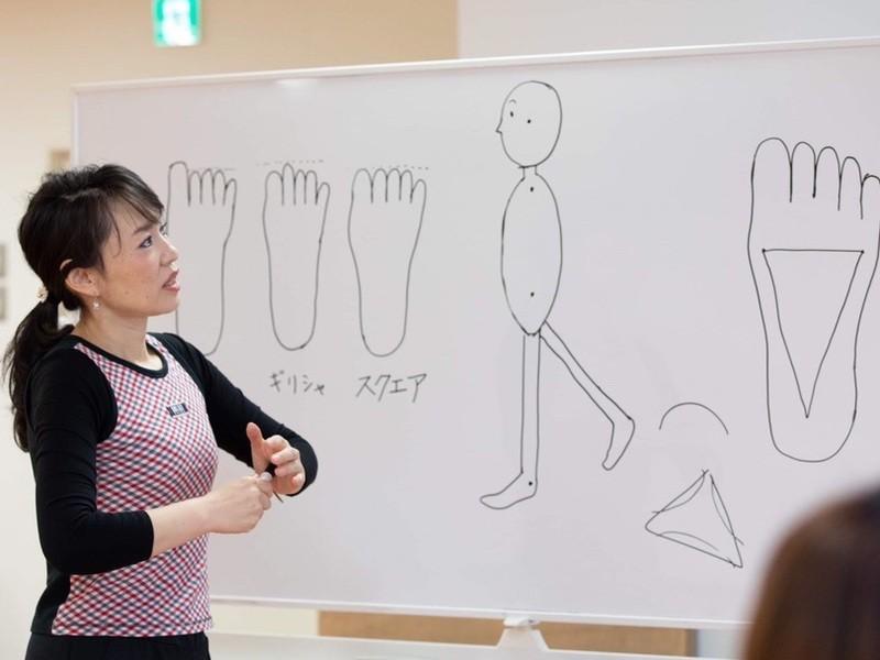 人目を引く歩き方に!人生が変わる姿勢・歩き方体験セミナーの画像