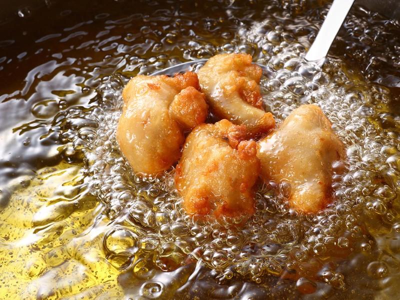 『お料理の基本の基本講座』〜美味しいお出汁のお味噌汁と唐揚げ〜の画像