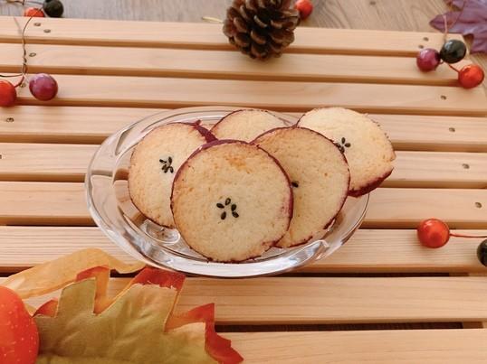 3品持ち帰り「秋の2種類ヘルシーミルクパンとさつまいもクッキー」 の画像