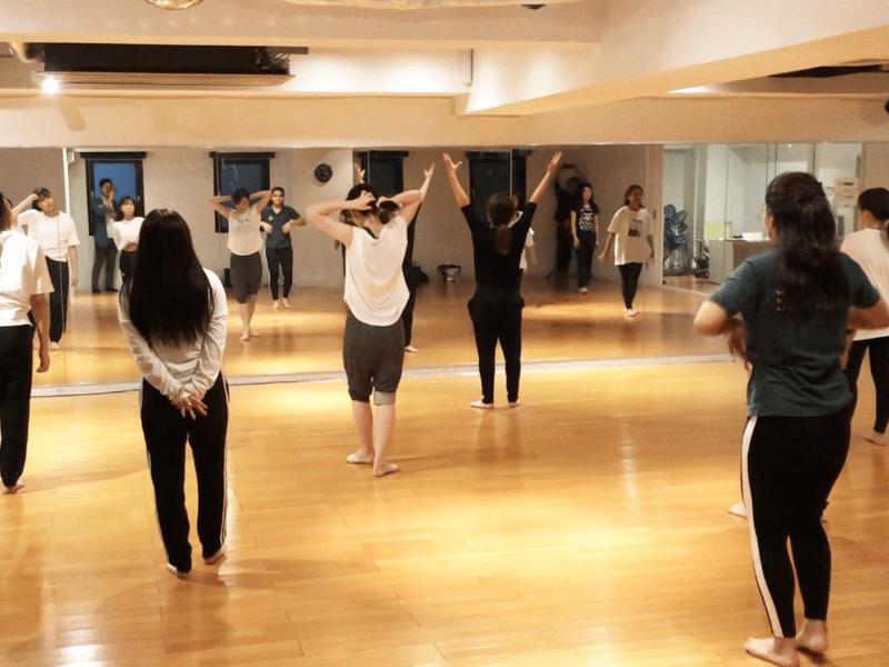 女性限定・初心者向け ダンススクール『KEEB』の画像