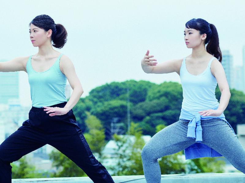 【札幌初開講】太極拳選手と医師が監修した太極拳メソッドの画像
