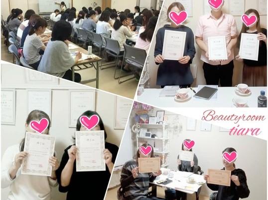 1Day♡耳つぼジュエリー基礎講座の画像