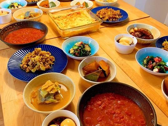 和食キッチンしのぶの《作り置きレッスン④》鯖の味噌煮など7品の画像