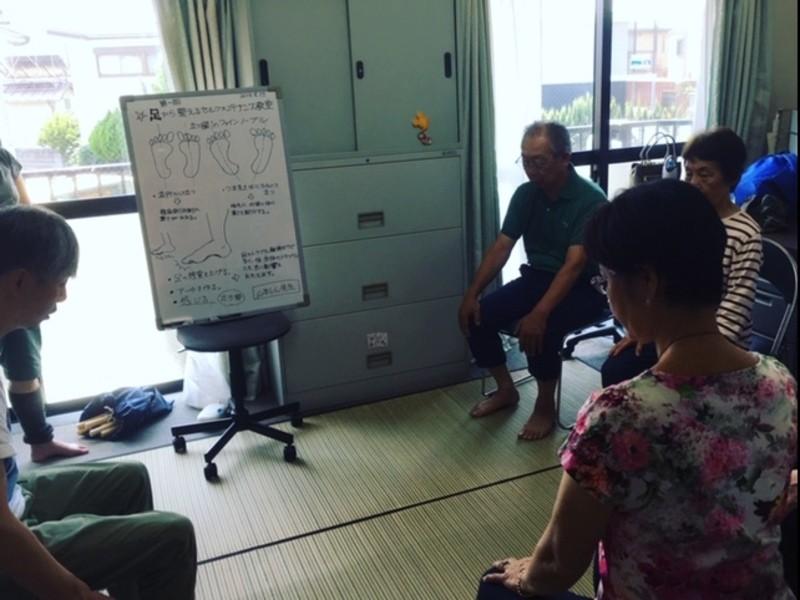 靴屋と整体師がコラボ!足から整えるセルフメンテナンス教室【立つ編】の画像