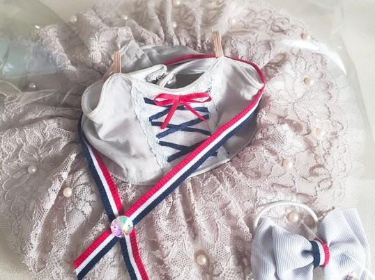 ぬいぐるみサイズのバレエ衣装を作りますの画像