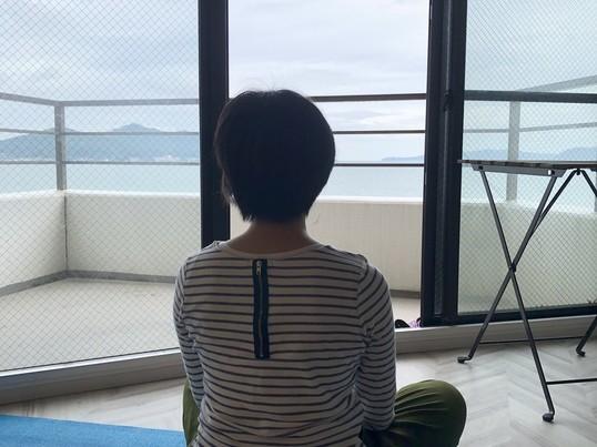 波の音を聴きながら~アロマ マインドフルネス~の画像
