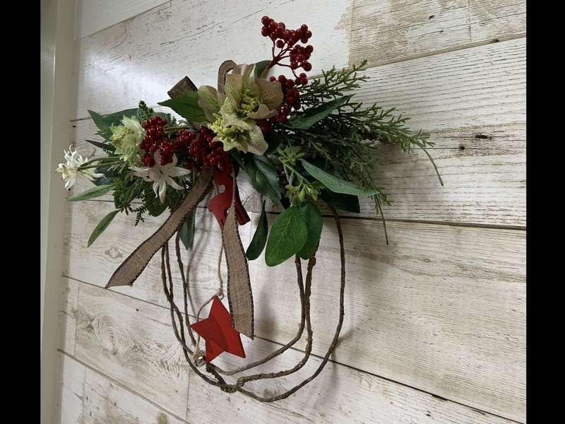 大人気!!!クリスマスツリークリスマス&お正月飾りにもなる!の画像