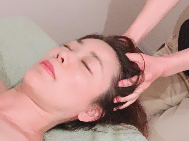 リフトアップ!!目元ぱっちり☆セルフヘッド講座☆の画像