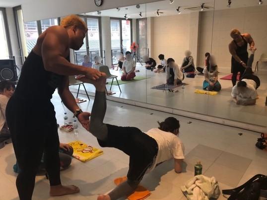 50分で学べる♪しなやかボディをつくる体幹トレーニングの画像