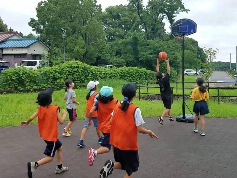 『豊明ミニバスケットボールサークル』バスケが好きな小学生大募集!の画像