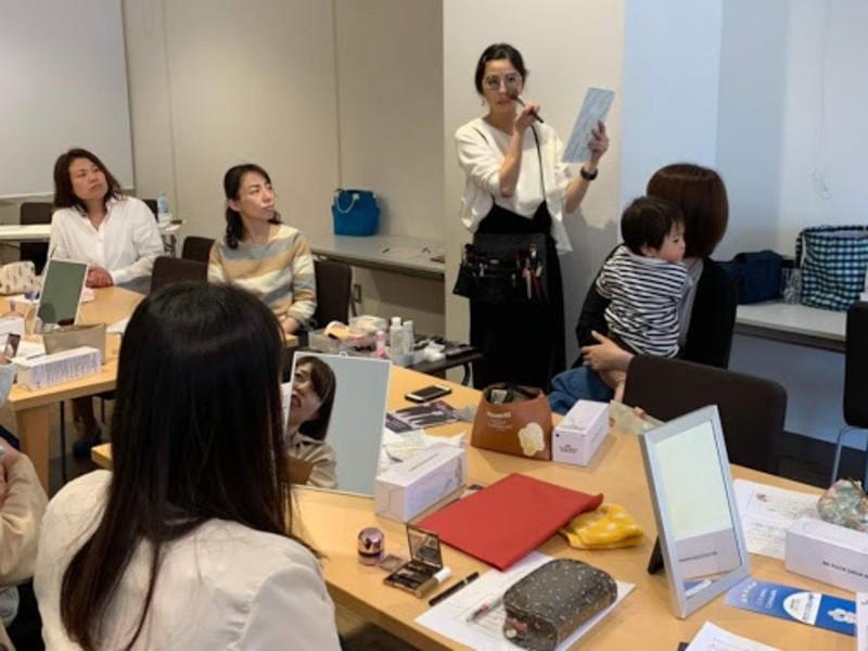 ママのためのメイクレッスン講座〜choi-cafe〜の画像