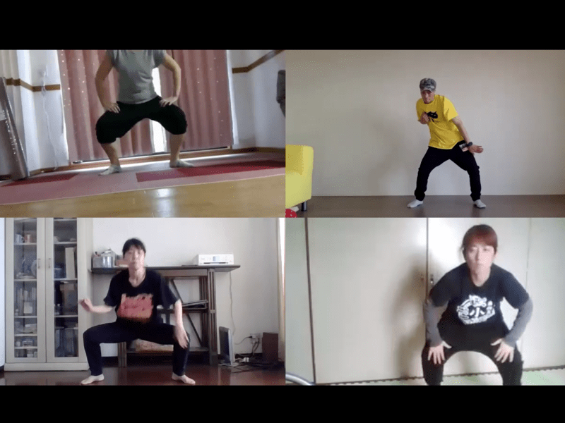 1から2の☆やさしいHIPHOP ダンス【経験者・中級クラス】の画像