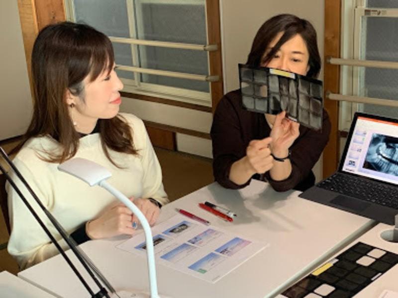 入門講座【オンライン】歯科助手になれる教室♪楽しく知る医療系の仕事の画像