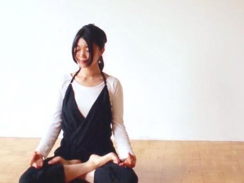 *朝ヨガ+瞑想&オーガニックティーで爽やかな一日を*の画像