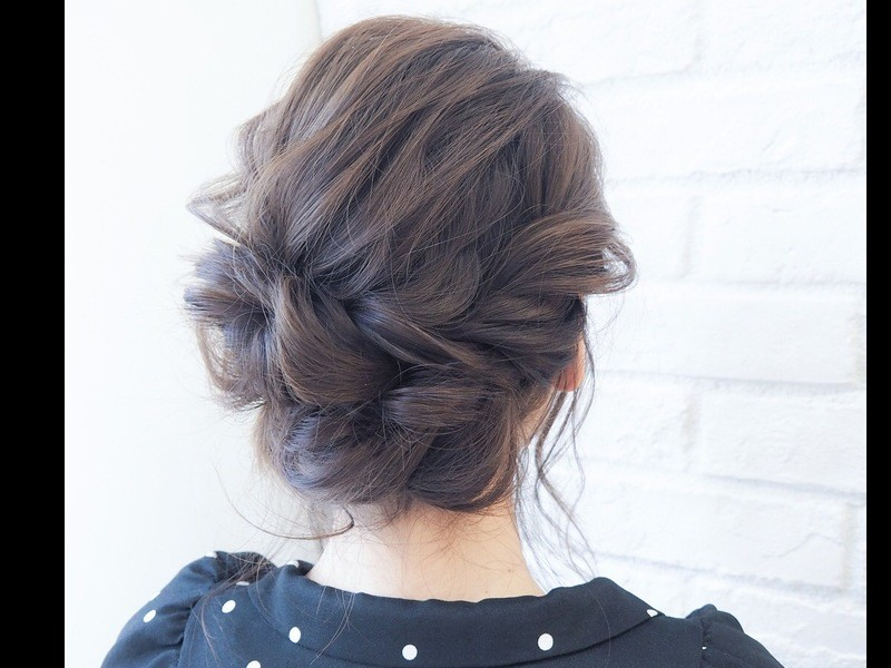 プロが教える簡単パーソナル巻き髪基礎レッスン『初心者の方も歓迎』の画像