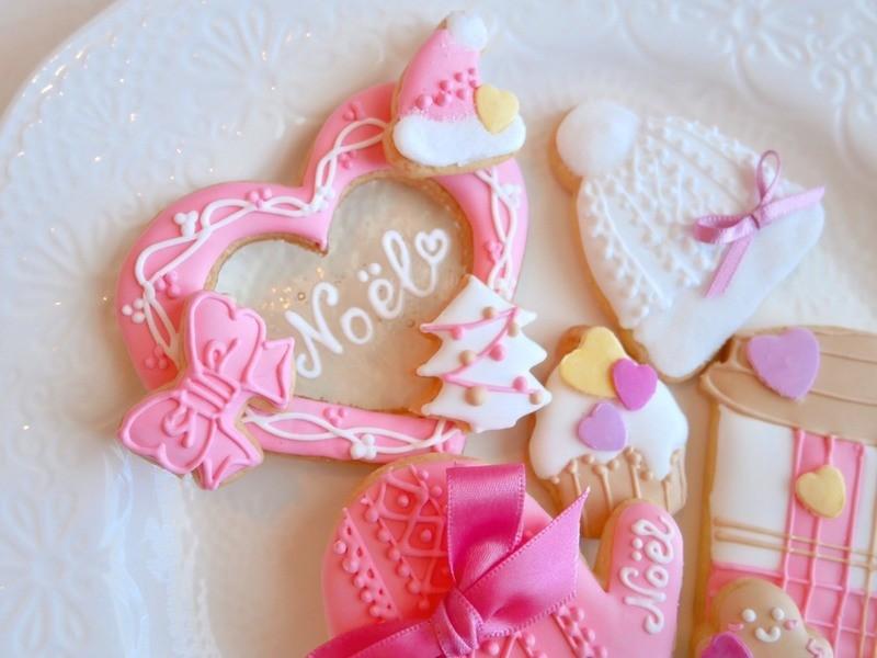 12月限定:クリスマスアイシングクッキーワークショップの画像